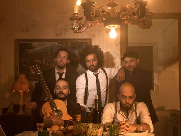 Ciutat Flamenco 2017: Muchacho & Los Sobrinos