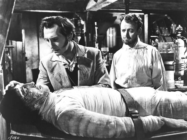 Horror of Dracula + The Curse of Frankenstein