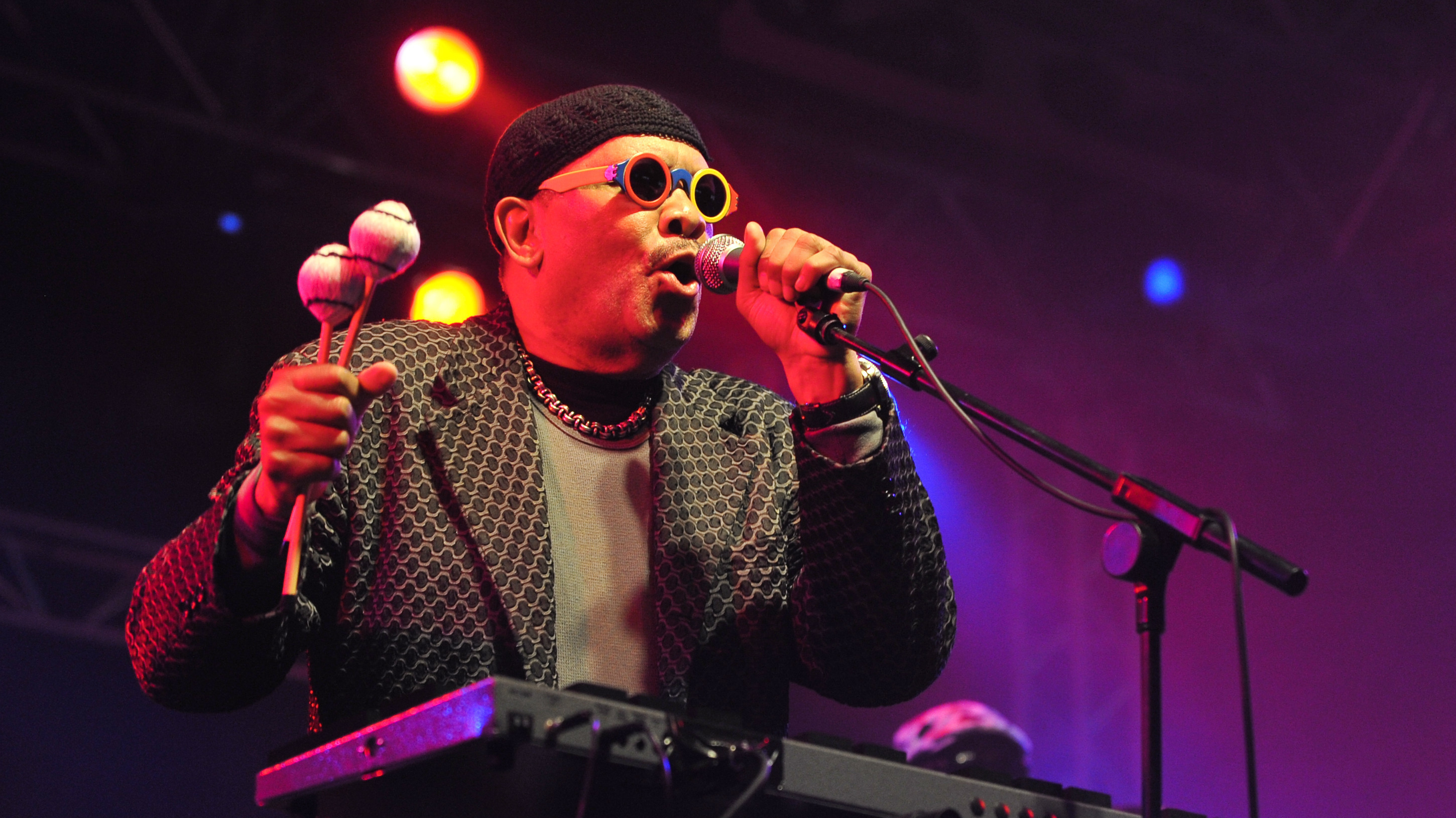 Roy Ayers: 'People in London go crazy!'