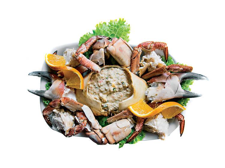 Best seafood restaurants in Porto
