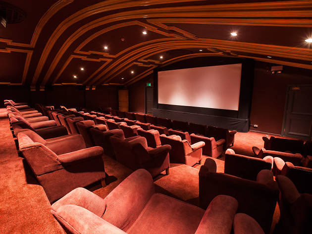 Watch: The Castle Cinema