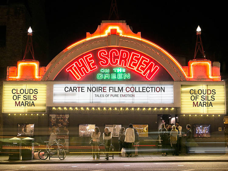 See a movie at one of the country's oldest cinemas