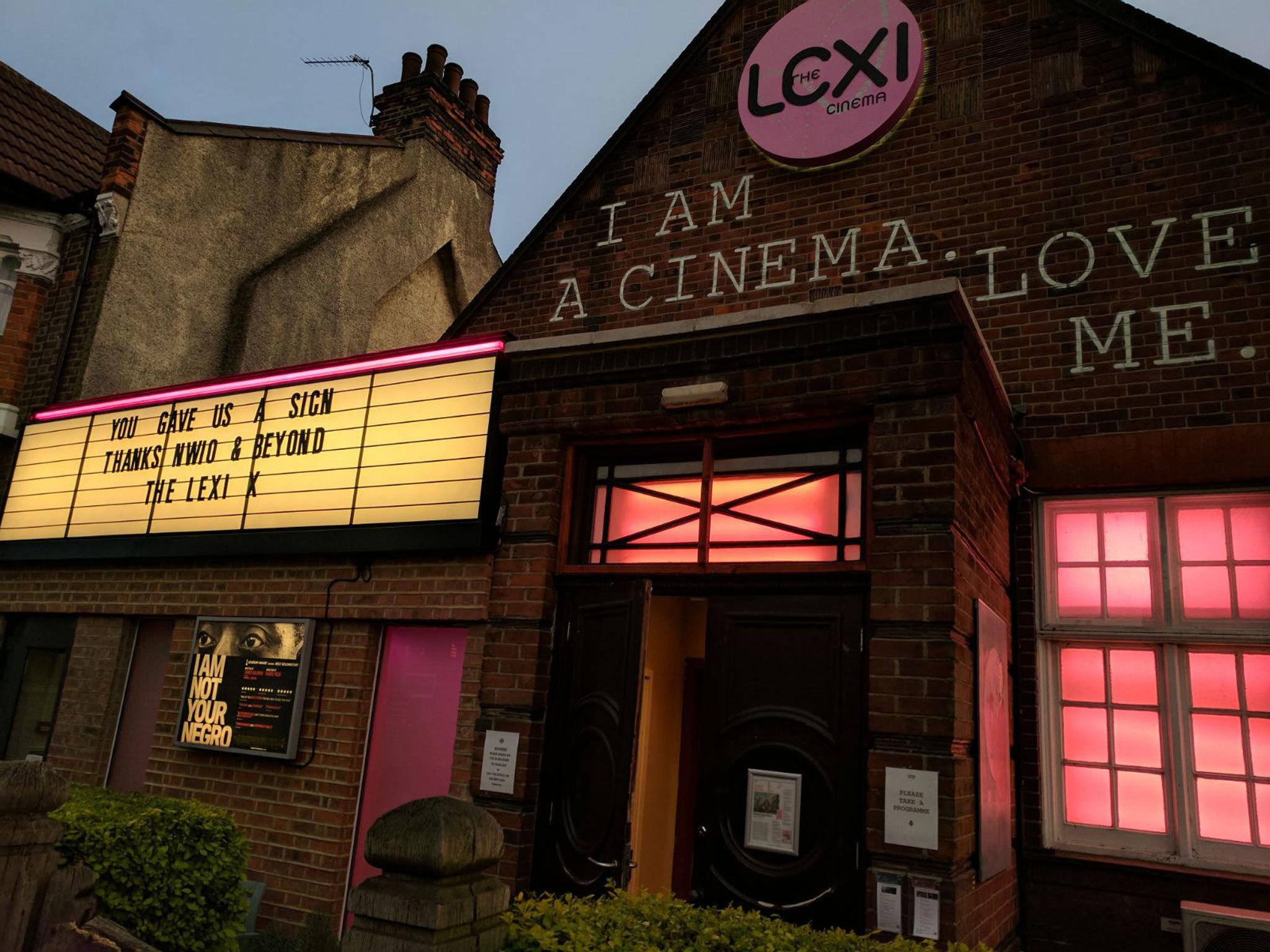 Lexi Cinema