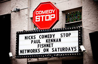 Nick's Comedy Stop