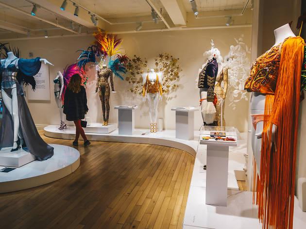 There's a lingerie museum hidden inside the Fifth Avenue Victoria's Secret