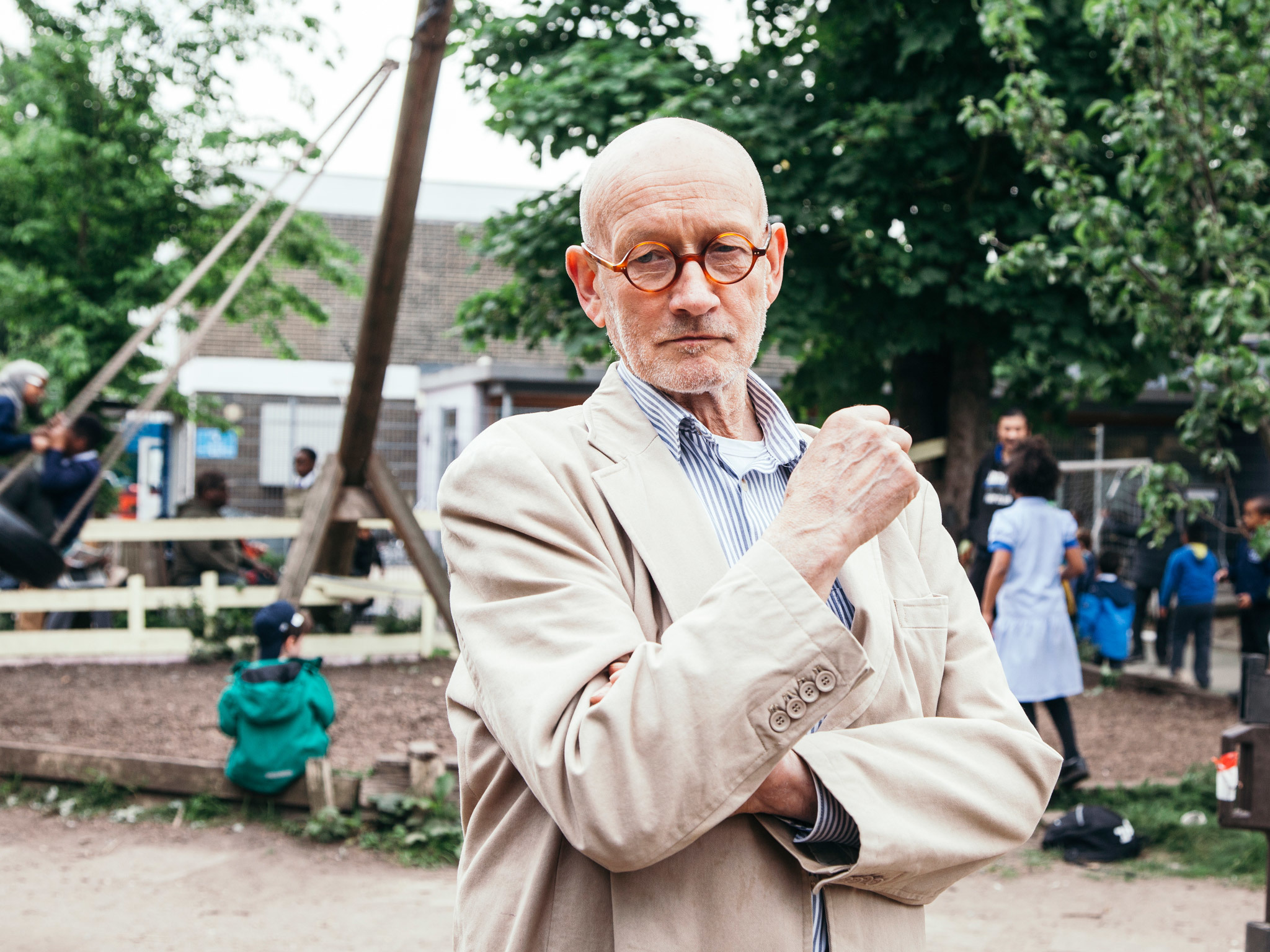 Meet the Londoner fighting to save a much-loved Lambeth adventure playground