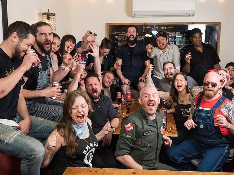 Best Bar Family presented by Glenfiddich
