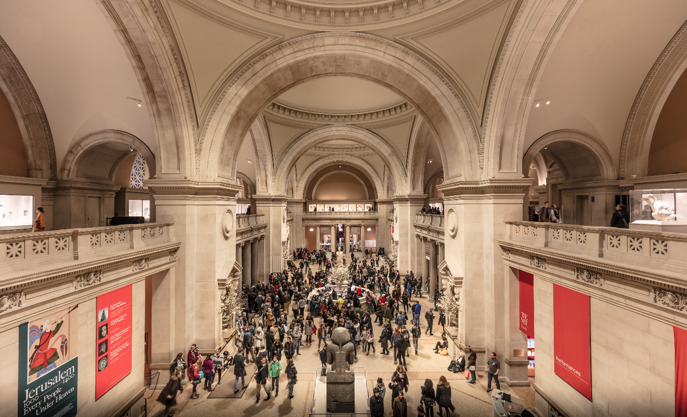 Tour the Met for the 50th anniversary of From the Mixed-Up Files of Mrs. Basil E. Frankweiler