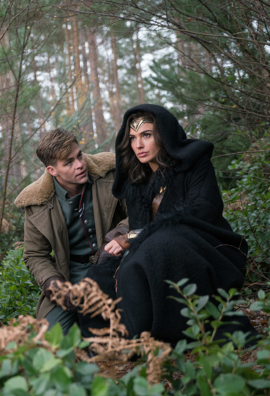 Wonder Woman, Mujer Maravilla