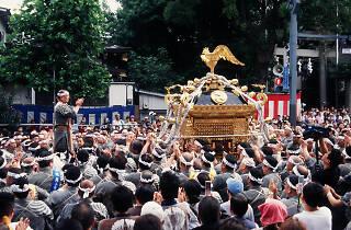 写真提供:台東区 鳥越祭り 鳥越神社