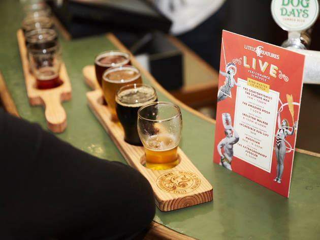 Here's what happened at Little Creatures Live at GABS Beer Cider and Food Fest