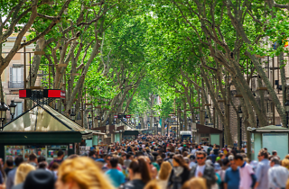 barcelona turistes