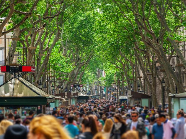 Barcelona odia els turistes?