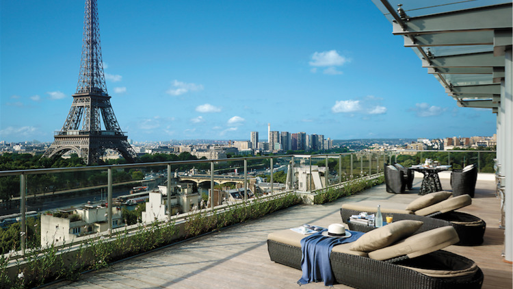 The 100 best hotels in Paris
