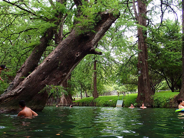 Wimberley Blue Hole