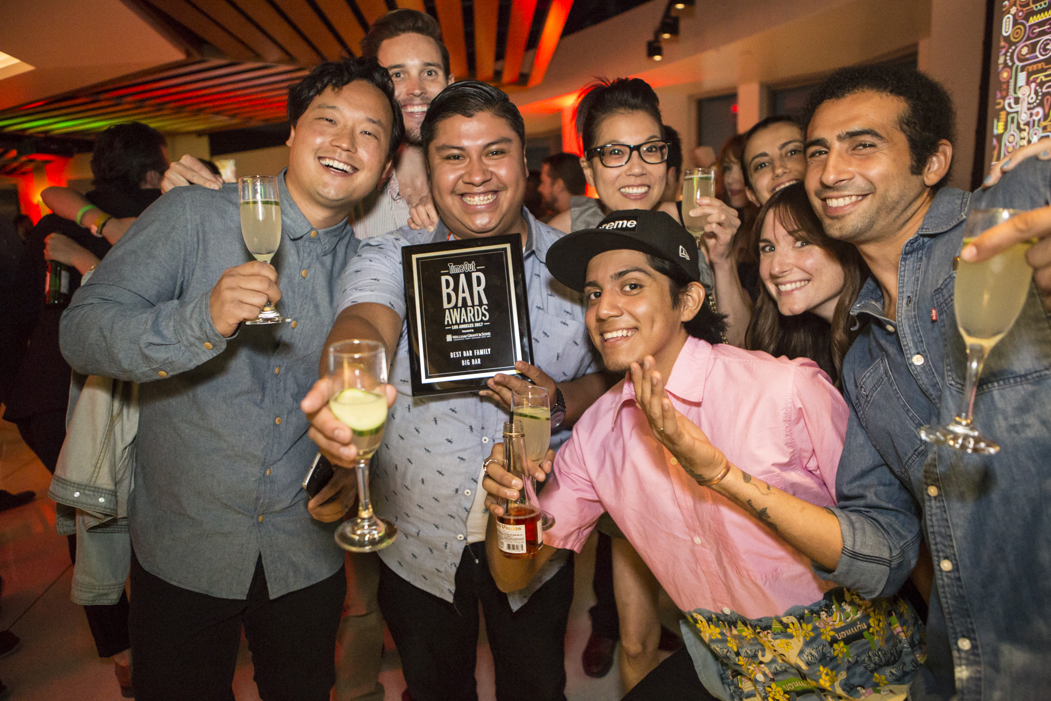 Our Bar Awards recap