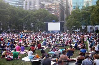 Lineup announced for Bryant Park's free summer film series