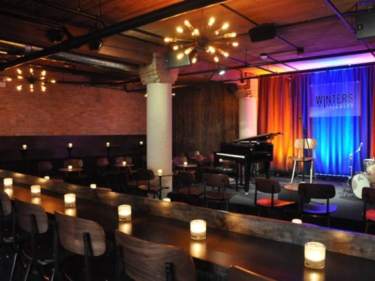 Winter's Jazz Club
