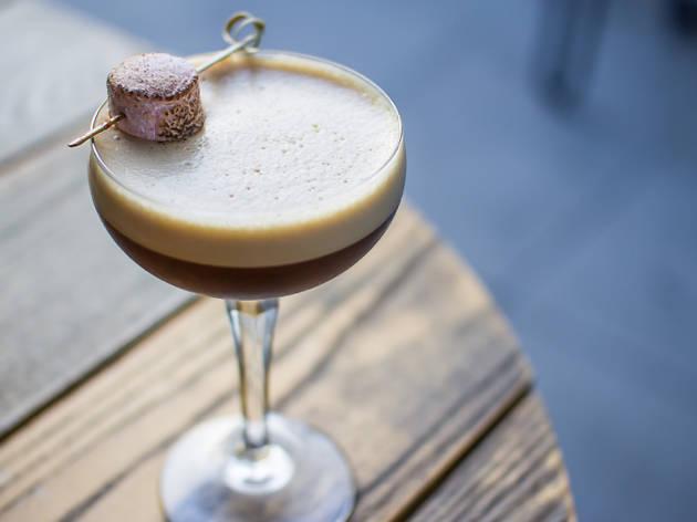 Untied Espresso Martini