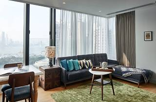 Little Tai Hang's One Bedroom  Luxury Harbour View