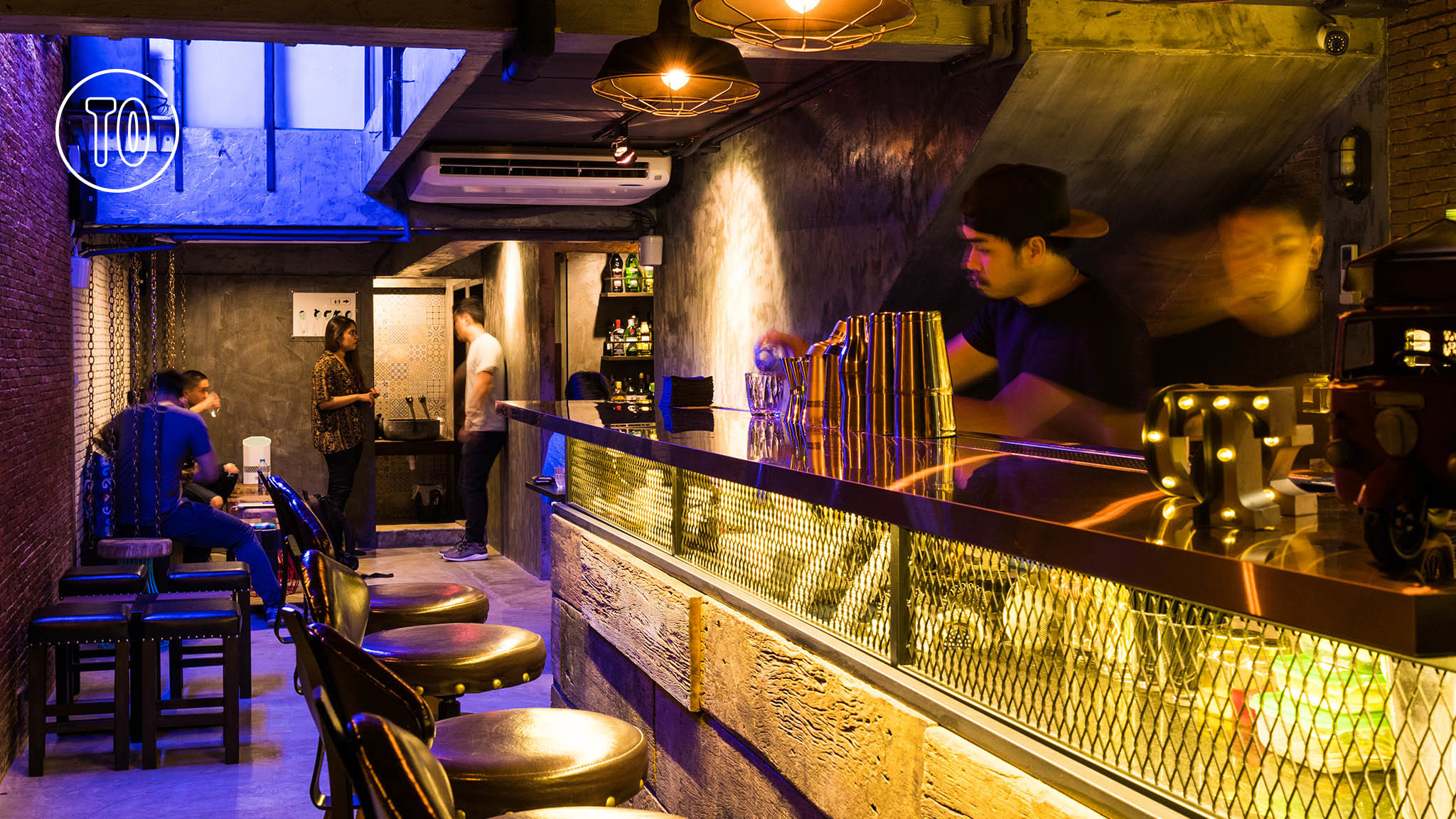 Just a Drink Maybe, a new gin bar in Thonglor Soi 1