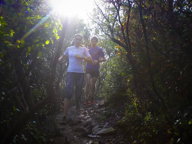 Descubrid todos los secretos del trail running en Barcelona