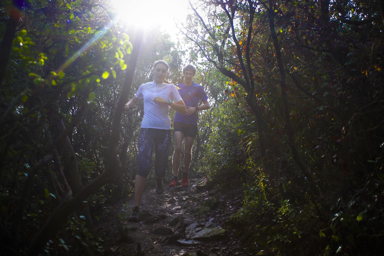 Descobreix tots els secrets del 'trail running' a Barcelona