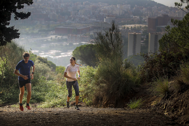 Salomon Run How to trail