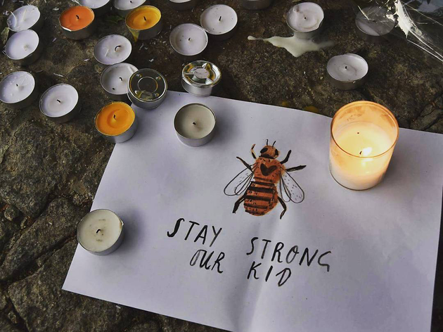 13 inspiring images of Manchester coming together at the vigil