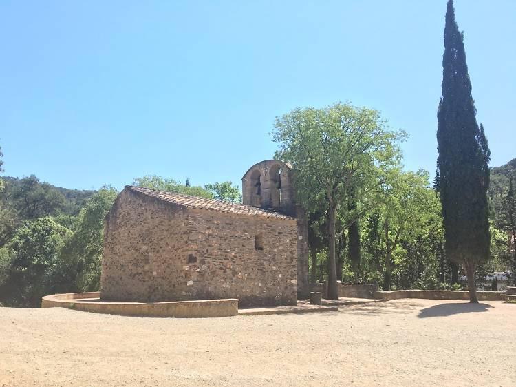 La ermita de Sant Medir