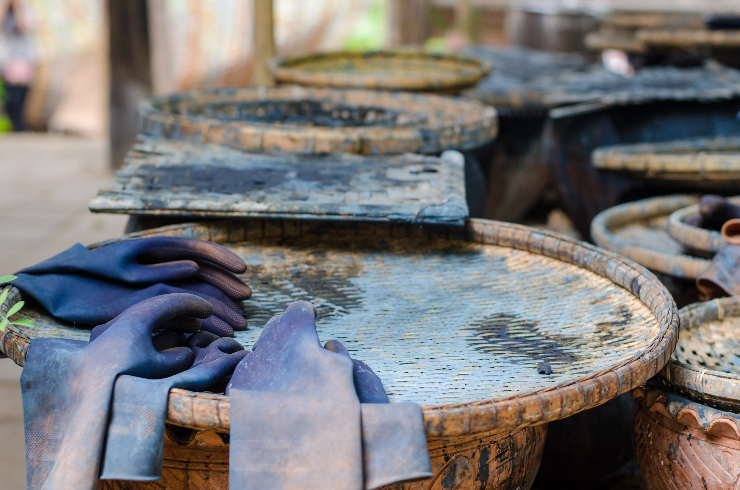 Natural Dyeing 101 at Textile Arts Center