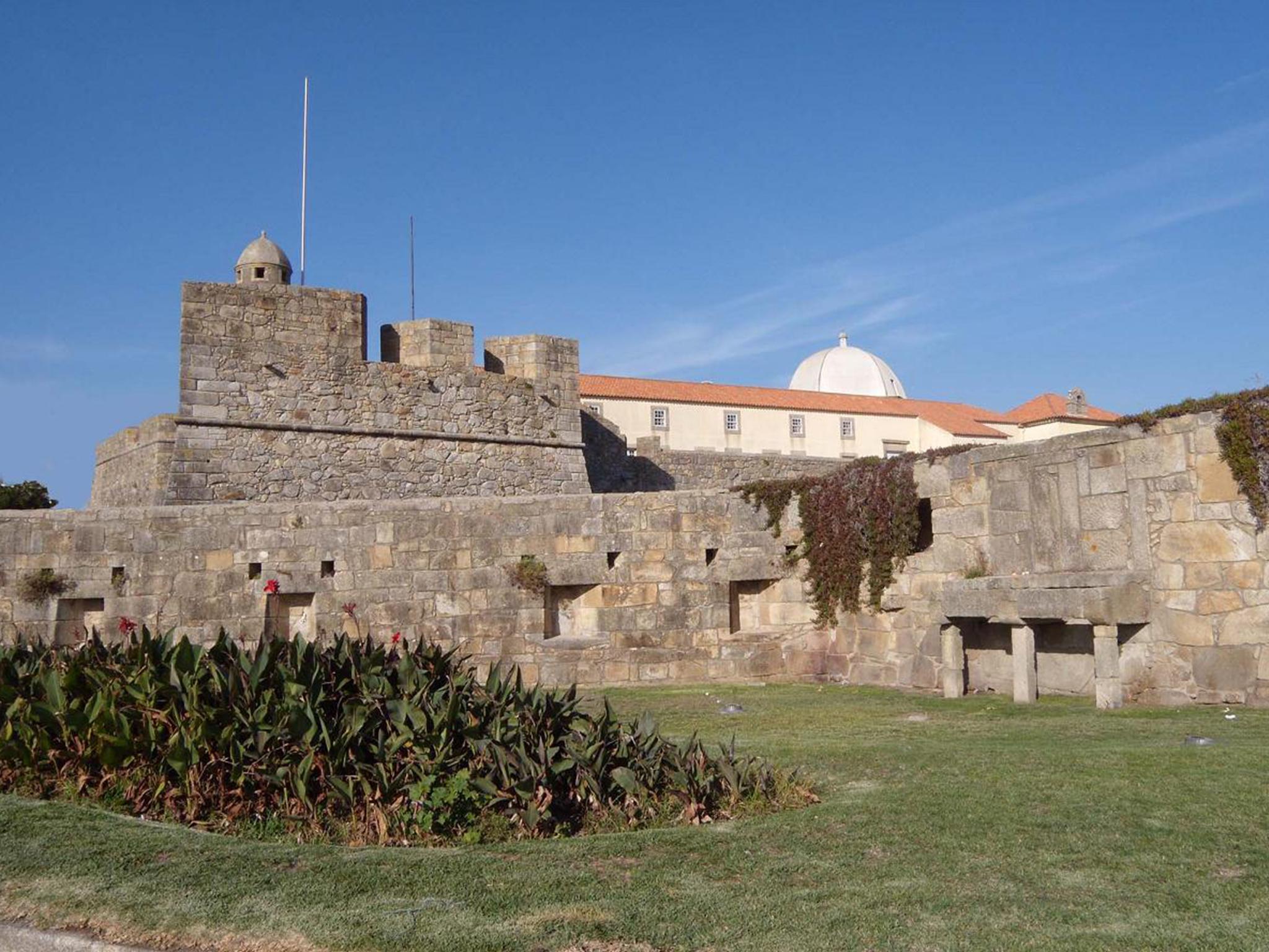 Fortaleza São João Baptista da Foz