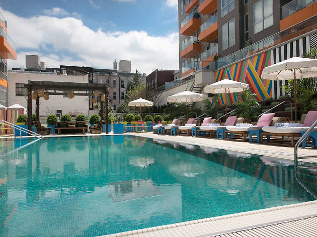 Passes for the McCarren Hotel pool are now available for the season