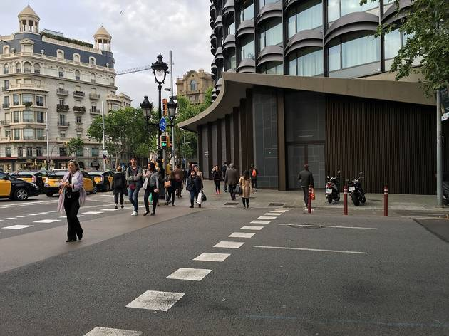 Diagonal – Francesc Macià