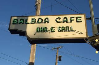 Baboa Cafe in San Francisco