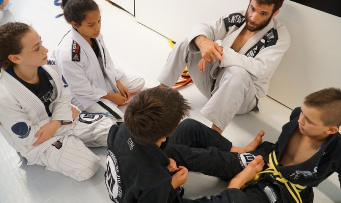 Brazilian Jiu Jitsu Kids Classes