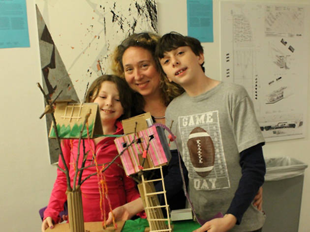 FamilyDay@theCenter: Treehouse Design