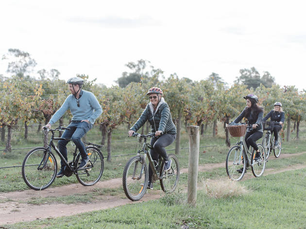 Pedal to Produce Rutherglen