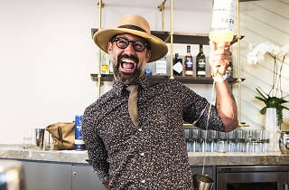Reyka Vodka brand ambassador Trevor Schneider