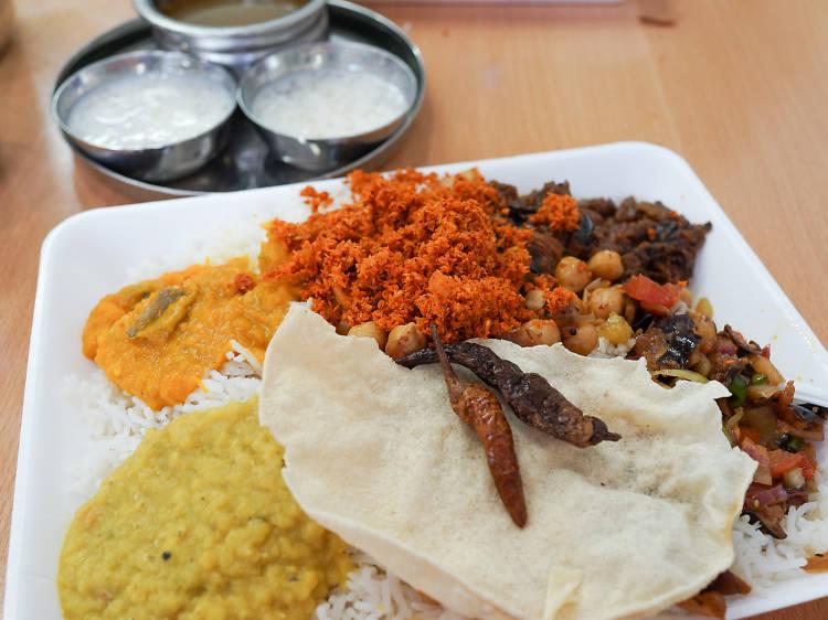 Abie's Vegetarian Takeaway