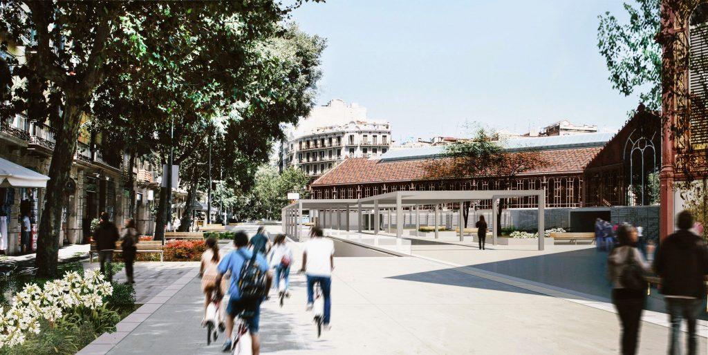 El nou Mercat de Sant Antoni [FOTOS]