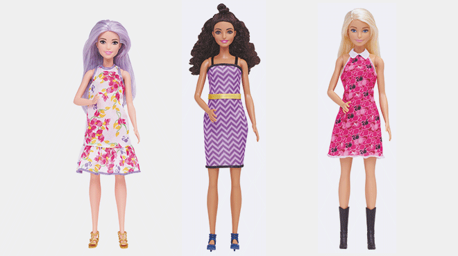 Try now: Barbie: Create Your Own