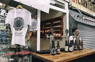 Vallehermoso Beer Market
