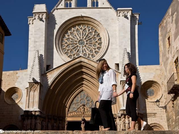 Pla de la Catedral de Tarragona