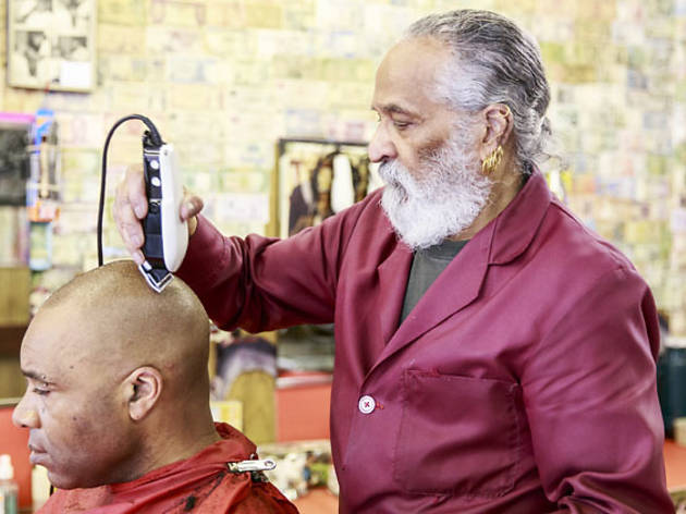 Barbershop quintet: five London barbers share their stories