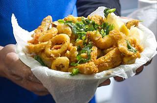 Fish & Chips (jaffa port)