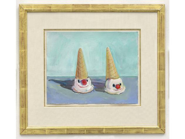 Wayne Thiebaud: 1962 to 2017