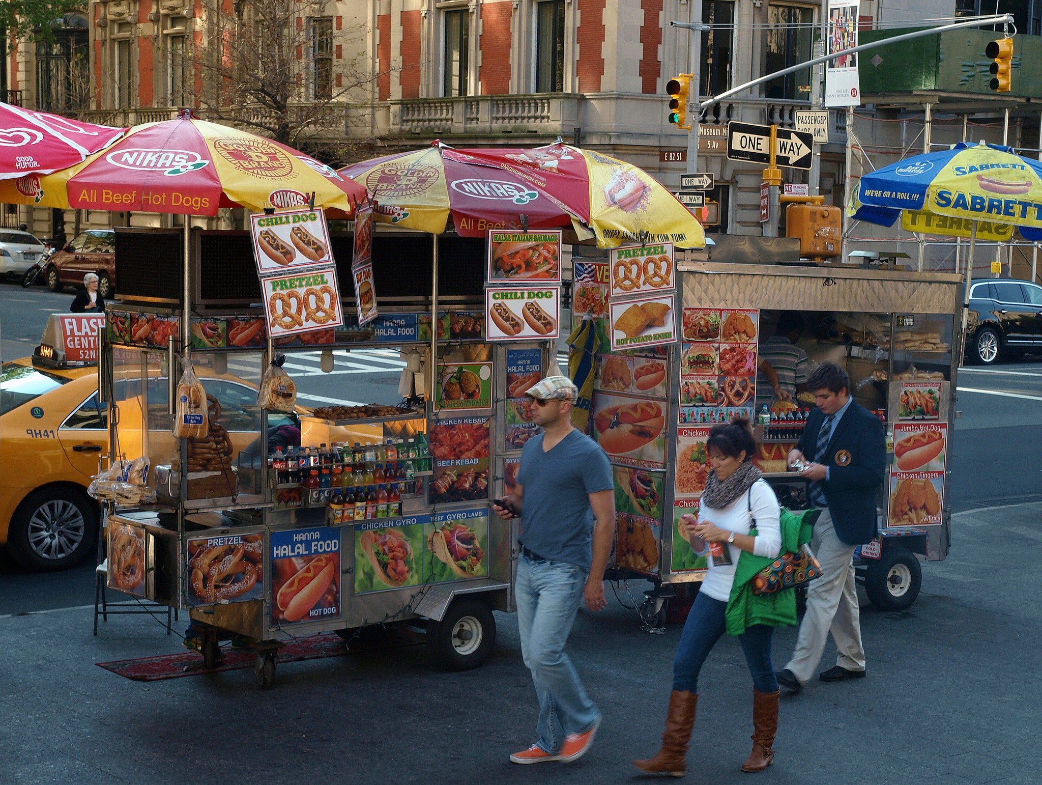 New report shows that NYC's food trucks are pretty damn dirty