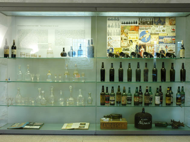 Museu do Vinho do Porto - Vitrine