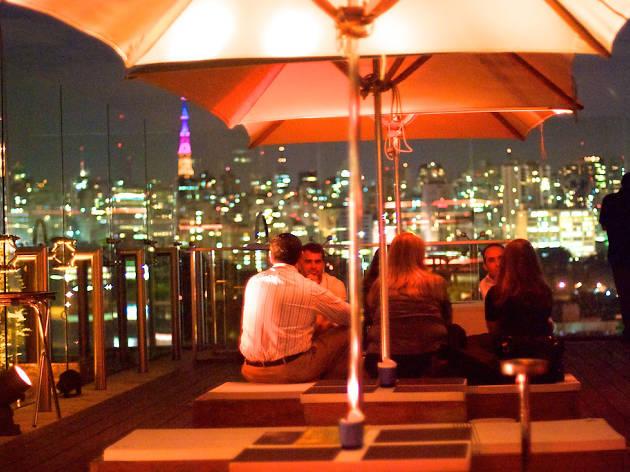 Skye Bar, Sao Paulo